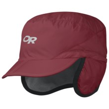 Outdoor Research Highpoint Cap (For Men and Women) in 480 Retro Red - Closeouts