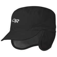 Outdoor Research Highpoint Cap (For Men and Women) in Black - Closeouts