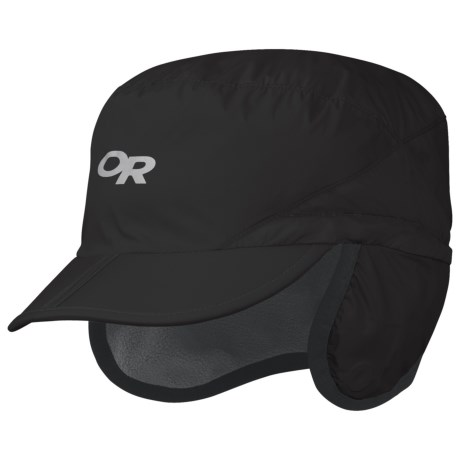 Outdoor Research Highpoint Cap (For Men and Women) in Black