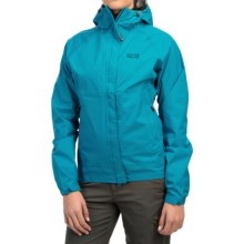 Outdoor Research Horizon Jacket - Waterproof (For Women) in Alpine Lake - Closeouts