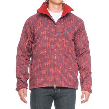 Outdoor Research Igneo Jacket - Waterproof, Insulated (For Men) in Agate/Vintage - Closeouts