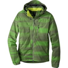 Outdoor Research Igneo Jacket - Waterproof, Insulated (For Men) in Flash Print - Closeouts