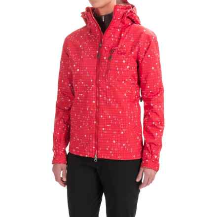 Outdoor Research Igneo Jacket - Waterproof, Insulated (For Women) in Scarlet - Closeouts