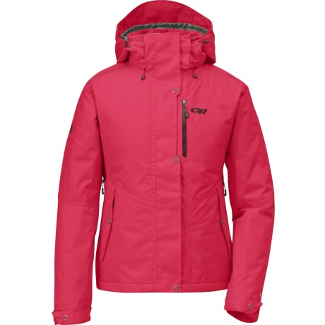 Outdoor Research Igneo Jacket - Waterproof, Insulated (For Women) in Trillium