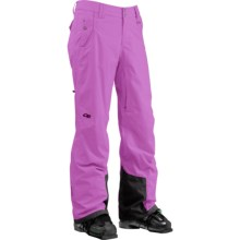 Outdoor Research Igneo Pants - Waterproof, Insulated (For Women) in Crocus - Closeouts