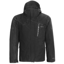 Outdoor Research Igneo Shell Jacket - Waterproof (For Men) in Black - Closeouts