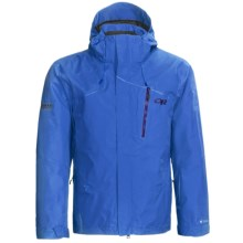 Outdoor Research Igneo Shell Jacket - Waterproof (For Men) in Glacier - Closeouts