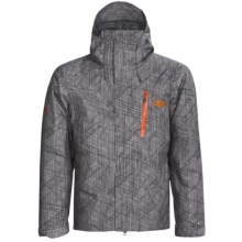 Outdoor Research Igneo Shell Jacket - Waterproof (For Men) in Pewter - Closeouts