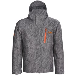 Outdoor Research Igneo Shell Jacket - Waterproof (For Men) in Pewter