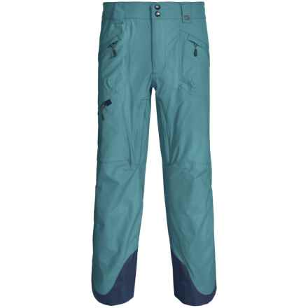 Outdoor Research Igneo Ski Pants - Waterproof, Insulated (For Men) in Vintage - Closeouts