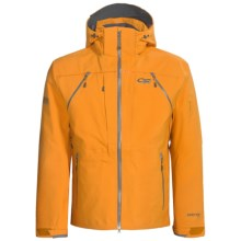 Outdoor Research Inertia Gore-Tex® Pro Shell Jacket - Waterproof (For Men) in Cheddar - Closeouts
