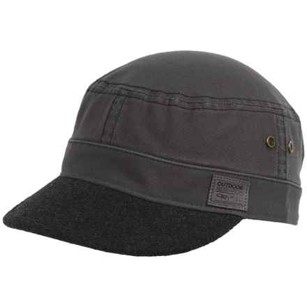Outdoor Research Jam Cadet Cap (For Men) in Charcoal - Closeouts