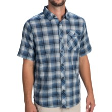 Outdoor Research Jinx Shirt - Short Sleeve (For Men) in Dusk - Closeouts