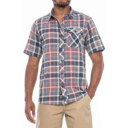 Outdoor Research Jinx Shirt - Short Sleeve (For Men) in Vintage - Closeouts