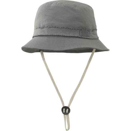 Outdoor Research Juice Joint Bucket Hat - UPF 50+ (For Little Kids) in Pewter - Closeouts
