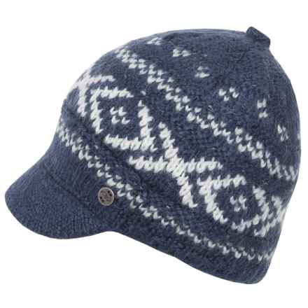 Outdoor Research Karia Brimmed Beanie (For Women) in Indigo - Closeouts