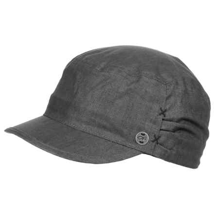 Outdoor Research Katie Cap - Cotton (For Women) in Black - Closeouts