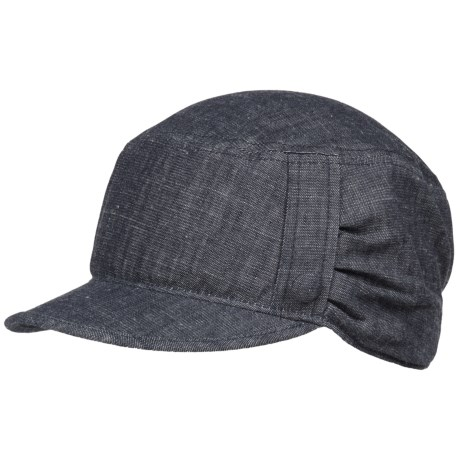 Outdoor Research Katie Cap - Cotton (For Women) in Indigo
