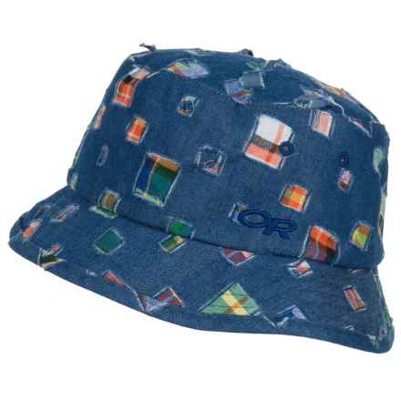 Outdoor Research Kendall Sun Hat (For Kids) in Indigo - Closeouts
