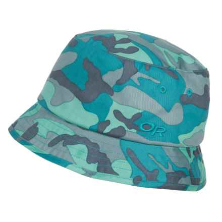 Outdoor Research Kendall Sun Hat (For Kids) in Typhoon - Closeouts