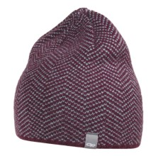 Outdoor Research Lightwave Beanie Hat (For Women) in Mist/Berry - Closeouts
