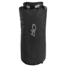 Outdoor Research Lightweight Dry Sack - 25L in Black - Closeouts