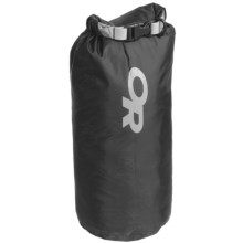 Outdoor Research Lightweight Dry Sack - 5L in Black - Closeouts