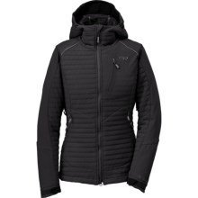 Outdoor Research Lodestar Jacket - Polartec® Power Shield® (For Women) in Black - Closeouts