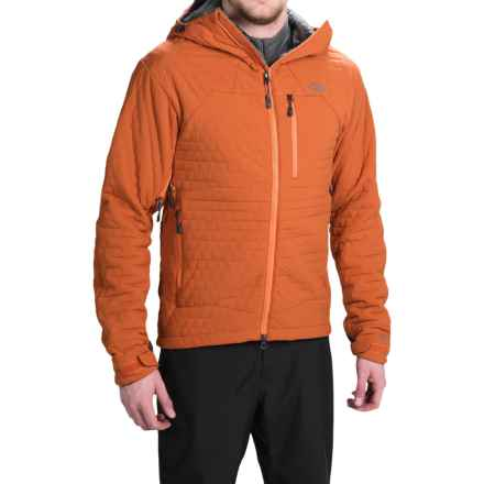 Outdoor Research Lodestar Polartec® Power Shield® Jacket (For Men) in Ember - Closeouts