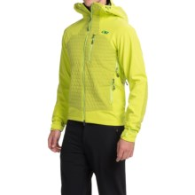 Outdoor Research Lodestar Polartec® Power Shield® Jacket (For Men) in Lemongrass - Closeouts