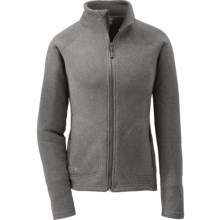 Outdoor Research Longhouse Jacket (For Women) in 008 Pewter - Closeouts