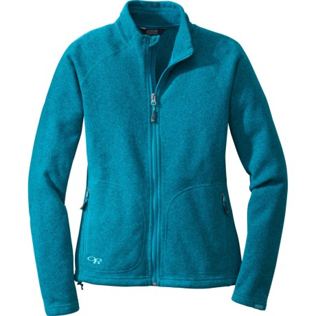 Outdoor Research Longhouse Jacket (For Women) in Alpine Lake