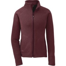 Outdoor Research Longhouse Jacket (For Women) in Zin - Closeouts