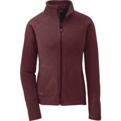 Outdoor Research Longhouse Jacket (For Women) in Zin