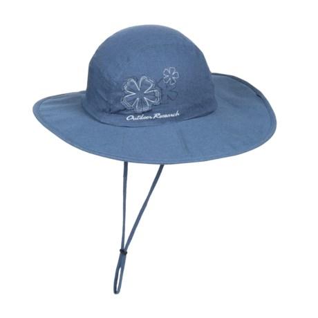 Outdoor Research Loreto Sun Hat (For Women) in Dusk