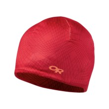 Outdoor Research Luster Beanie - Fleece Lined (For Women) in Flame - Closeouts