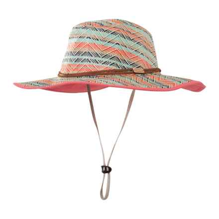 Outdoor Research Maldives Hat (For Women) in Rio - Closeouts