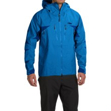 Outdoor Research Maximus Gore-Tex® Jacket - Waterproof (For Men) in Hydro/Glacier - Closeouts