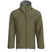 Outdoor Research Maximus Gore-Tex® Pro Shell Jacket - Waterproof (For Men) in Olive - Closeouts