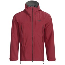 Outdoor Research Maximus Gore-Tex® Pro Shell Jacket - Waterproof (For Men) in Patrol Red