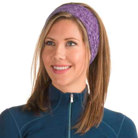 Outdoor Research Melody Headband (For Women) in Elderberry - Closeouts