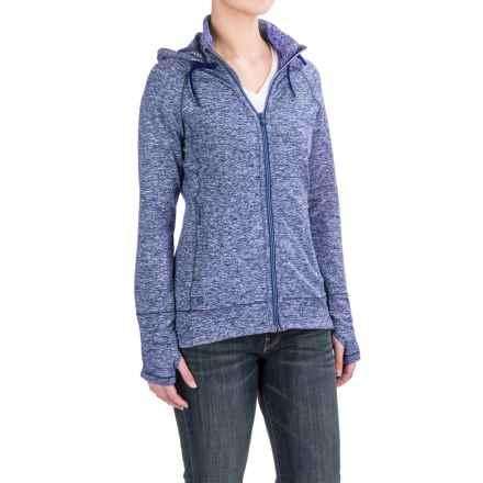 Outdoor Research Melody Hoodie - Full Zip (For Women) in Baltic - Closeouts