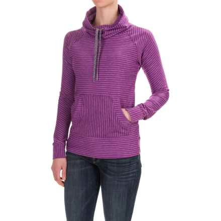 Outdoor Research Mikala Shirt - Long Sleeve (For Women) in Elderberry/Wisteria - Closeouts