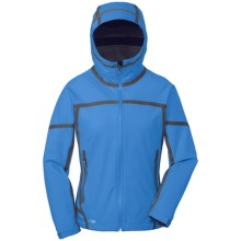 Outdoor Research Mithril Jacket - Soft Shell (For Women) in Bluebird - Closeouts