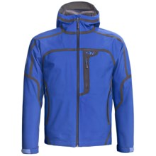 Outdoor Research Mithril Jacket - Waterproof, Soft Shell (For Men) in Glacier - Closeouts