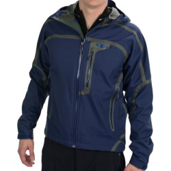 Outdoor Research Mithril Soft Shell Jacket - Waterproof (For Men) in Abyss