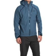 Outdoor Research Mithril Soft Shell Jacket - Waterproof (For Men) in Dusk - Closeouts