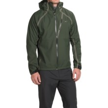 Outdoor Research Mithril Soft Shell Jacket - Waterproof (For Men) in Evergreen - Closeouts