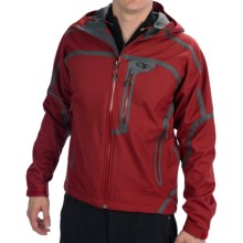 Outdoor Research Mithril Soft Shell Jacket - Waterproof (For Men) in Redwood - Closeouts