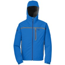Outdoor Research Mithrilite Jacket - Waterproof, Soft Shell (For Men) in Glacier - Closeouts